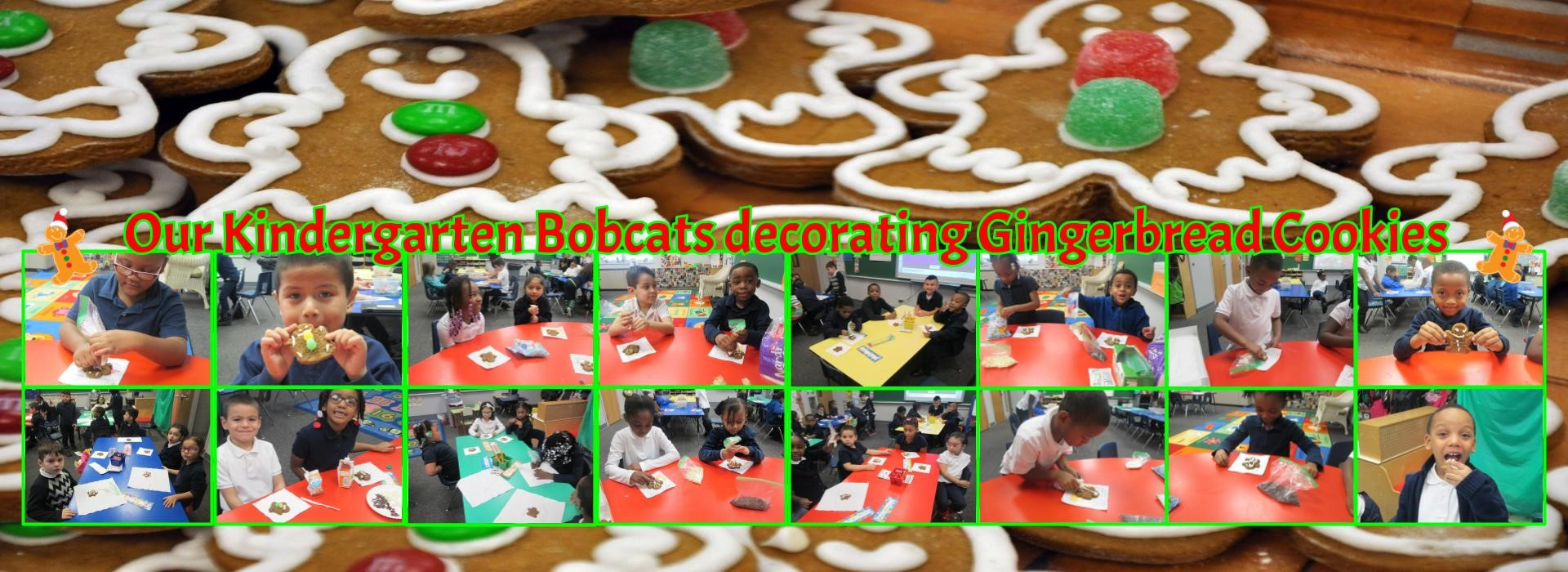 WW- Gingerbread Cookie Decorating